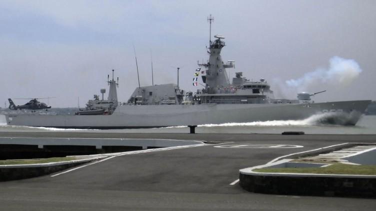 Indonesia 'khoe' sức mạnh quân sự trước căng thẳng biển Đông - ảnh 1