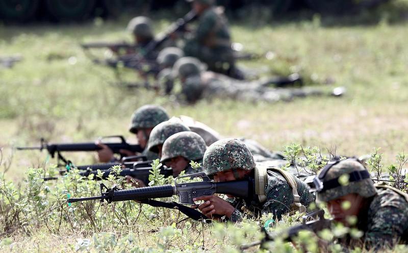Hàn Quốc tăng cường vũ khí sát biên giới Triều Tiên - ảnh 1