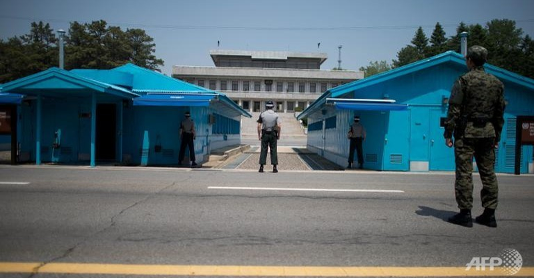 Hai miền Triều Tiên hội đàm quân sự cấp cao  - ảnh 1