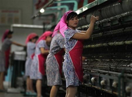 7.000 người Triều Tiên làm thuê tại biên giới Trung Quốc - ảnh 1