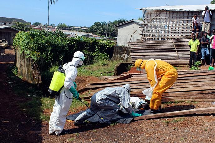 60 ngày nữa Ebola sẽ 'bùng nổ'? - ảnh 1