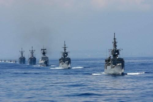 Đài Loan xây hạm đội đối trọng hải quân Trung Quốc - ảnh 1