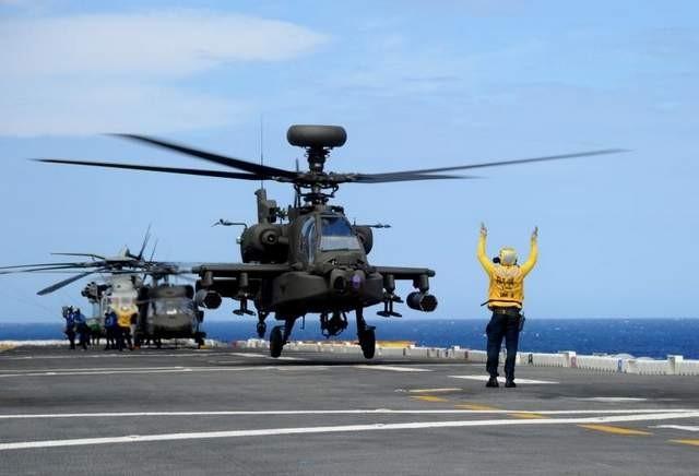 Mỹ tập trận với mỗi đồng minh Thái Bình Dương ít nhất 3 lần/năm - ảnh 1