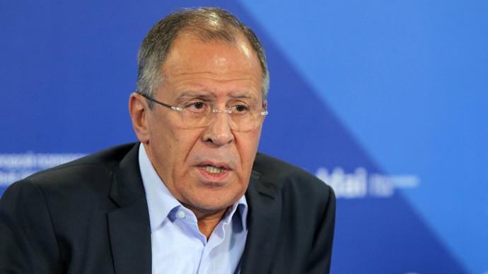 Ngoại Trưởng Nga: 'Moscow sẽ công nhận kết quả cuộc bầu cử Ukraine' - ảnh 1
