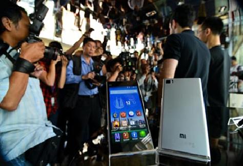 Doanh số bán điện thoại Xiaomi (Trung Quốc) chỉ sau Apple và Samsung - ảnh 1