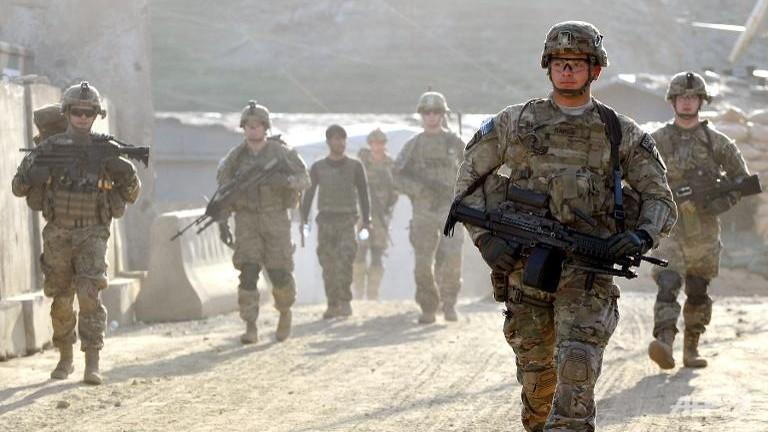Afghanistan bầu cử gián đoạn, Mỹ 'chưa chịu' rút quân - ảnh 1