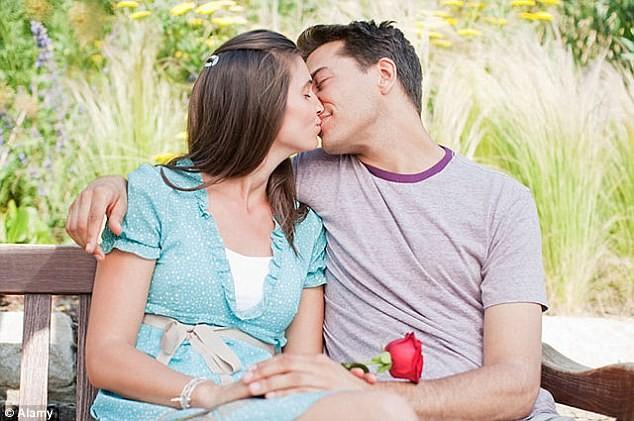 Giải mã 80 triệu vi khuẩn lây qua nụ hôn  - ảnh 1