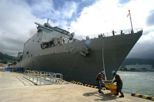 Hoa Kỳ - Nhật tập trận chống chiến tranh hóa học, hạt nhân - ảnh 1