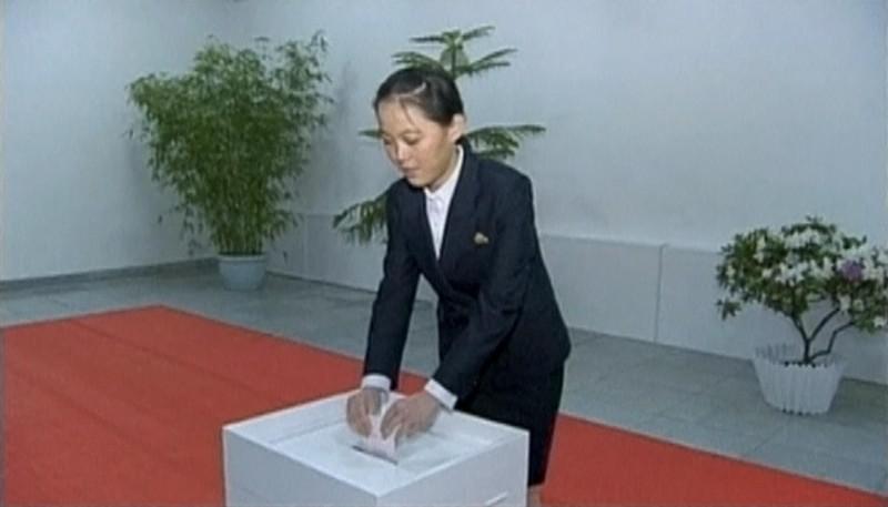 Em gái Kim Jong Un lên nắm chức vụ cao tại Triều Tiên - ảnh 1