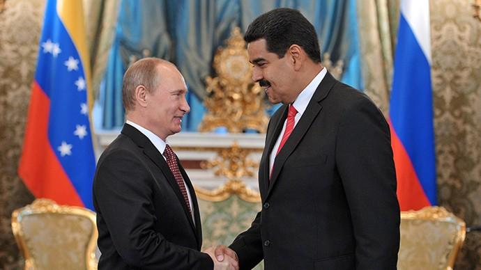 Nga 'bắt tay' Venezuela bàn về giá dầu thế giới - ảnh 1
