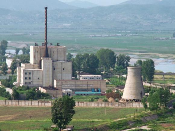 'Lò hạt nhân Triều Tiên tái hoạt động' - ảnh 1