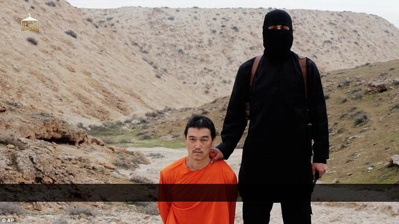 Đao phủ khét tiếng của IS: Hắn là ai? - ảnh 4