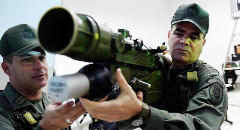 'Quan ngại' Mỹ, Venezuela 'bắt tay' tập trận với Nga  - ảnh 1