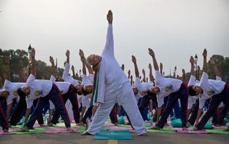 Ấn Độ tự trói mình trong những khó khăn sau ngày quốc tế Yoga  - ảnh 2
