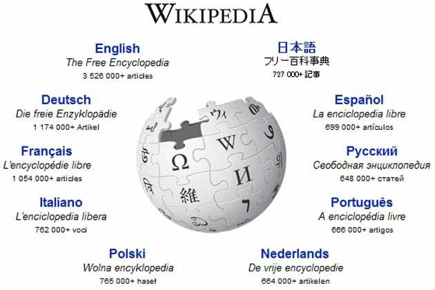 Ông lớn Wikipedia sắp 'chết' vì điện thoại thông minh? - ảnh 1