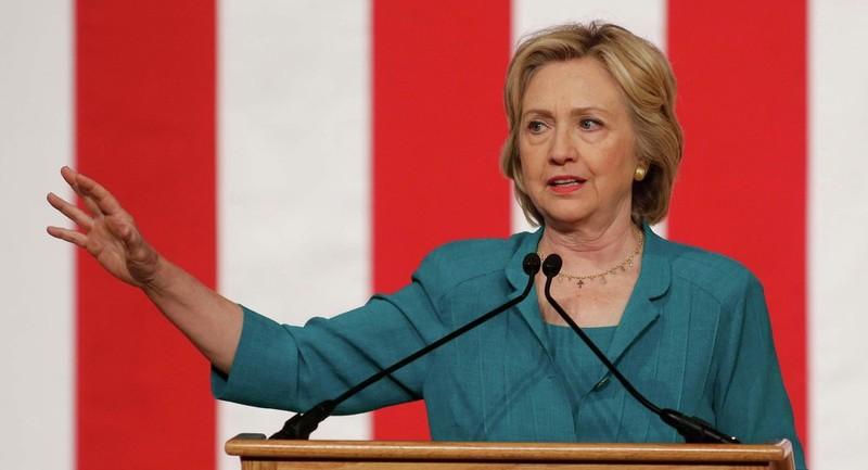 Hillary Clinton ngăn chặn Biden chạy đua vào nhà Trắng? - ảnh 1