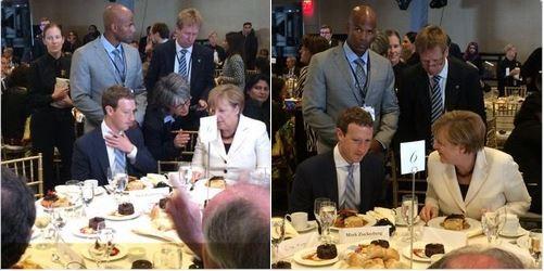 Ông chủ Facebook nói gì với Thủ tướng Merkel tại Hội nghị thượng đỉnh LHQ? - ảnh 1