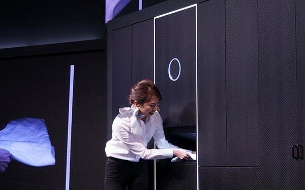 Nhật Bản: Robot có thể gấp quần áo - ảnh 2