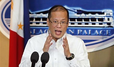 Tổng thống Philippines lên tiếng ủng hộ Mỹ tuần tra biển Đông - ảnh 1