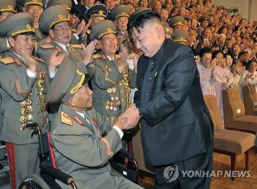 Nguyên soái của Triều Tiên qua đời - ảnh 1