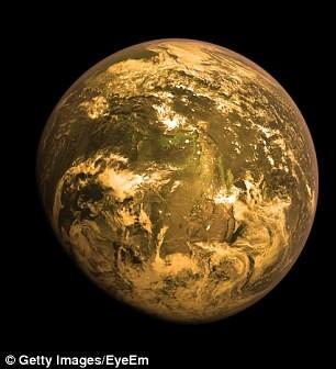 Ánh sáng màu cam là dấu hiệu sự sống ngoài không gian  - ảnh 2