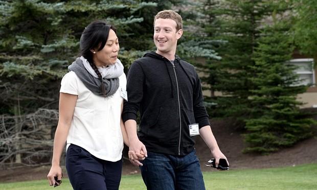 Ông chủ Facebook nghỉ làm hai tháng để chăm con  - ảnh 1