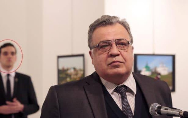 Chân dung Đại sứ Nga tại Thổ Nhĩ Kỳ bị ám sát - ảnh 1
