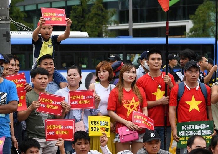 30 sinh viên Việt Nam mất tích tại Hàn Quốc - ảnh 1