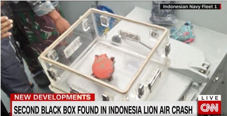Tìm thấy hộp đen máy bay Lion Air rơi xuống biển - ảnh 3