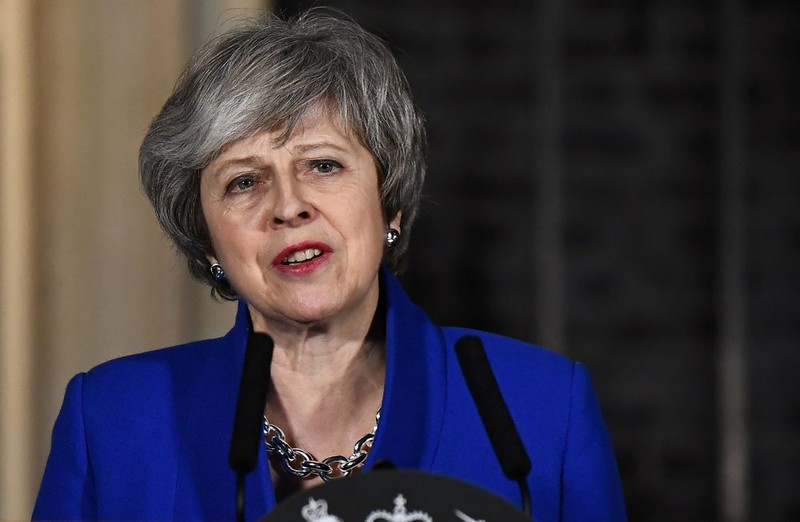 Thủ tướng Anh chỉ có 5 ngày cho 'kế hoạch B' - ảnh 1