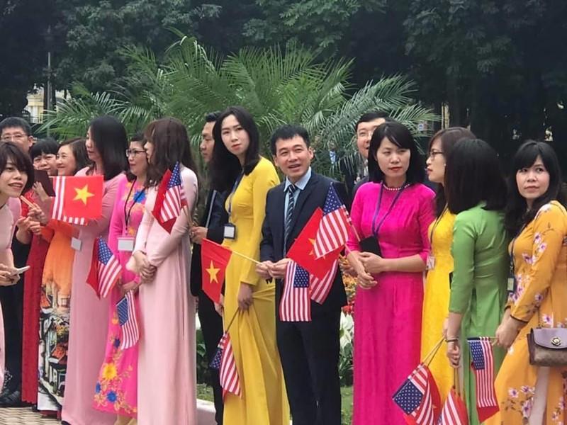 Mỹ-Triều ngày 1: Trump-Kim bắt tay 'lịch sử' giữa lòng Hà Nội - ảnh 34