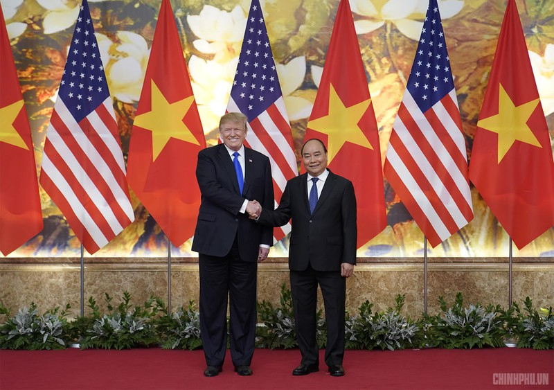 Mỹ-Triều ngày 1: Trump-Kim bắt tay 'lịch sử' giữa lòng Hà Nội - ảnh 33