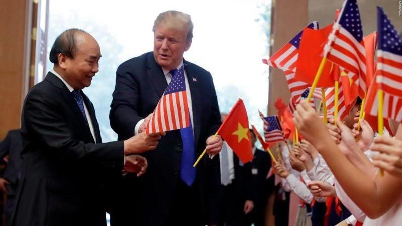 Mỹ-Triều ngày 1: Trump-Kim bắt tay 'lịch sử' giữa lòng Hà Nội - ảnh 27