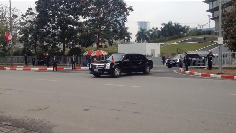 Mỹ-Triều ngày 1: Trump-Kim bắt tay 'lịch sử' giữa lòng Hà Nội - ảnh 50