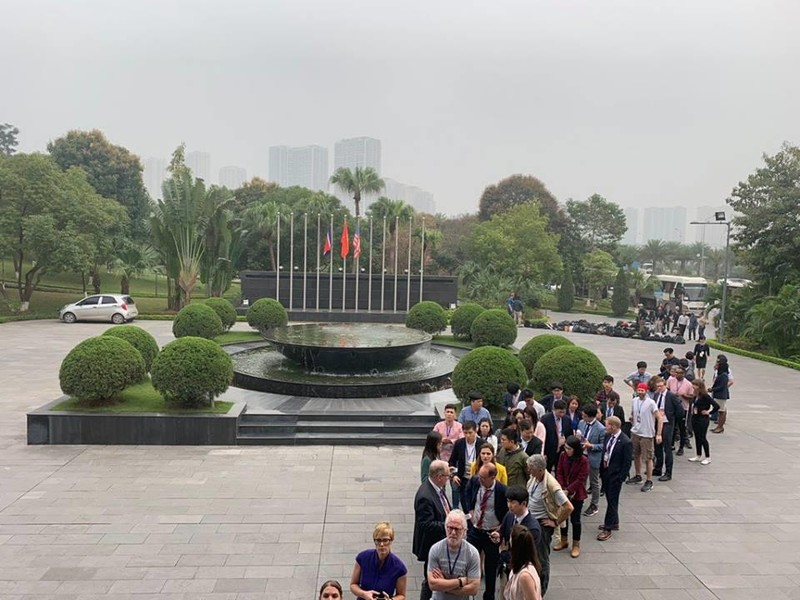Ngày 2 thượng đỉnh Mỹ-Triều: Trước phấn khởi, sau tiếc nuối - ảnh 10