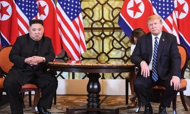 Ngày 2 thượng đỉnh Mỹ-Triều: Trước phấn khởi, sau tiếc nuối - ảnh 23