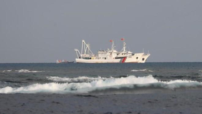 Biển Đông: Phải răn đe Trung Quốc - ảnh 2