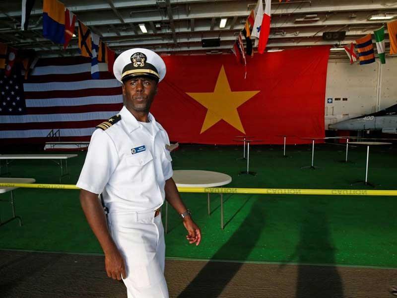 Chiến lược răn đe tập thể sẽ 'ghè chân' Trung Quốc ở biển Đông - ảnh 2