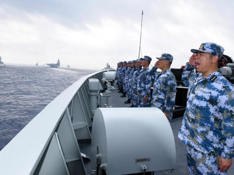 Đối đầu Mỹ, Trung Quốc nói 'không nổ súng trước': Sự thật là? - ảnh 3