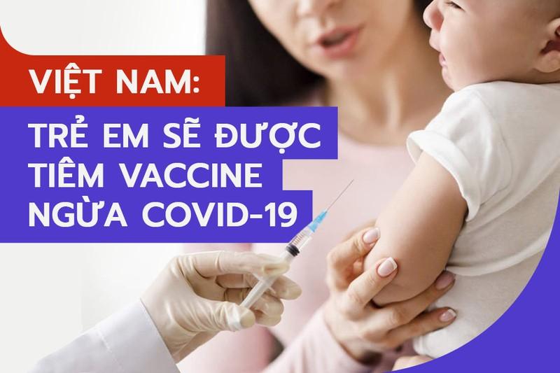 Chuyên gia lý giải 3 vấn đề khi Bộ Y tế cho phép tiêm vaccine COVID-19 ở trẻ em - ảnh 1
