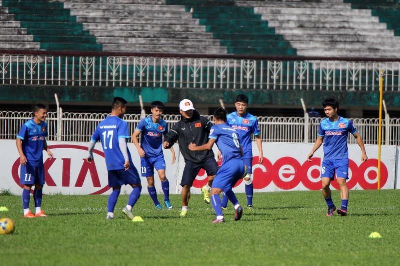 Đội tuyển Việt Nam giấu đòn độc - ảnh 1