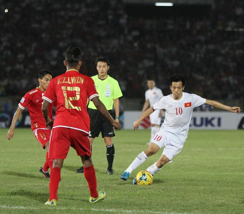 Chìa khóa chiến thắng của tuyển Việt Nam - ảnh 2