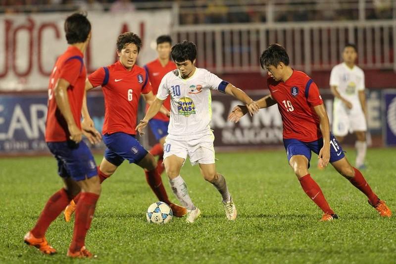 Công Phượng tìm lại mình ở giải U-21 quốc tế - ảnh 2