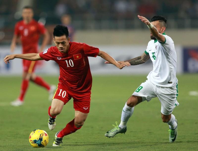 tuyển việt nam thất bại ở AFF cup