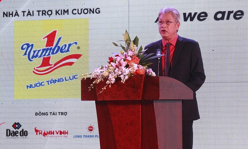 Tưng bừng lễ kỷ niệm 20 năm Taekwondo Việt Nam - ảnh 2