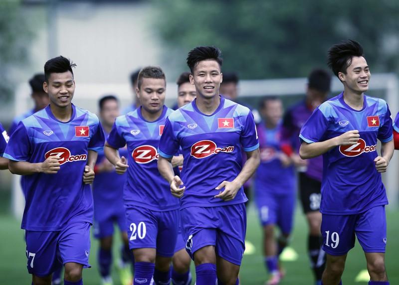 6 cầu thủ HA Gia Lai lên tuyển quốc gia - ảnh 1
