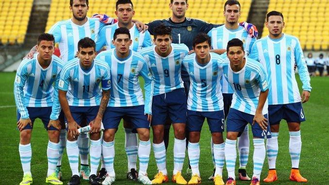U-20 Argentina du đấu Việt Nam, chờ tranh cúp thế giới - ảnh 2