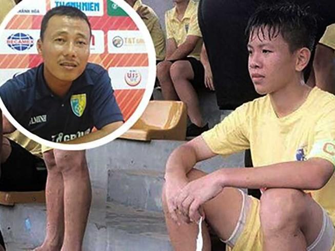 Gian lận tuổi ở giải U-15: Lỗi người lớn, tội con trẻ - ảnh 1
