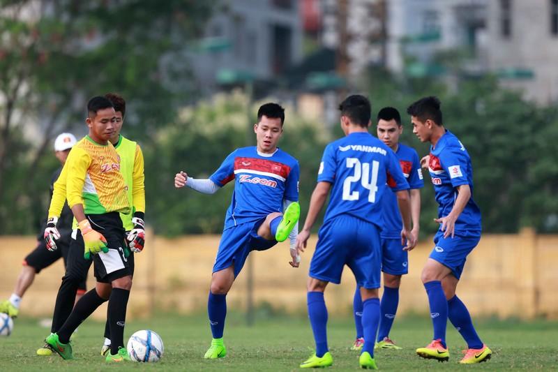 U-22 Việt Nam không thể thắng đội hạng nhất Viettel - ảnh 2