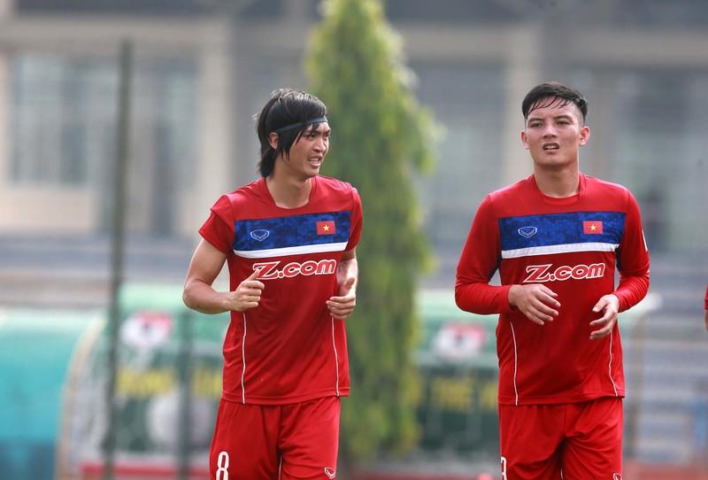 U-22 Việt Nam không thể thắng đội hạng nhất Viettel - ảnh 1